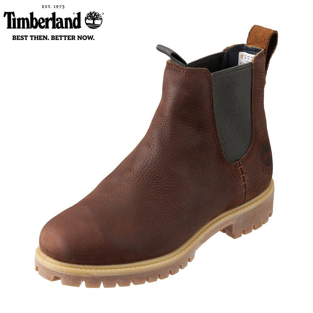 ティンバーランド Timberland ブーツ サイドゴア TIMB A1UHZ メンズ靴 靴 シューズ 3E相当 サイドゴアブーツ 6inch Premium Chel ショートブーツ アウトドア 大きいサイズ対応 28.0cm ブラウン SP