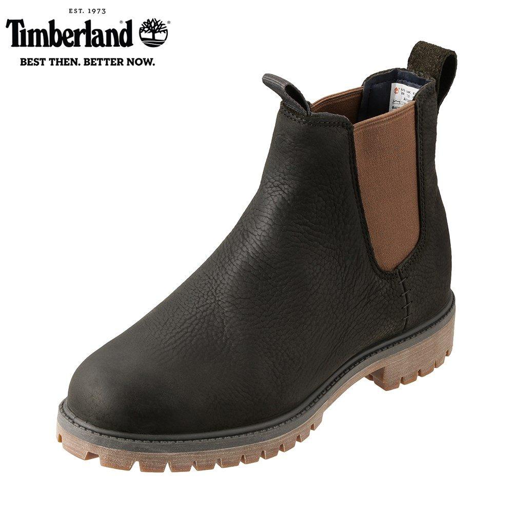 ティンバーランド Timberland ブーツ サイドゴア TIMB A1UIB メンズ靴 靴 シューズ 3E相当 サイドゴアブーツ 6inch Premium Chel ショートブーツ アウトドア 大きいサイズ対応 28.0cm ブラック SP