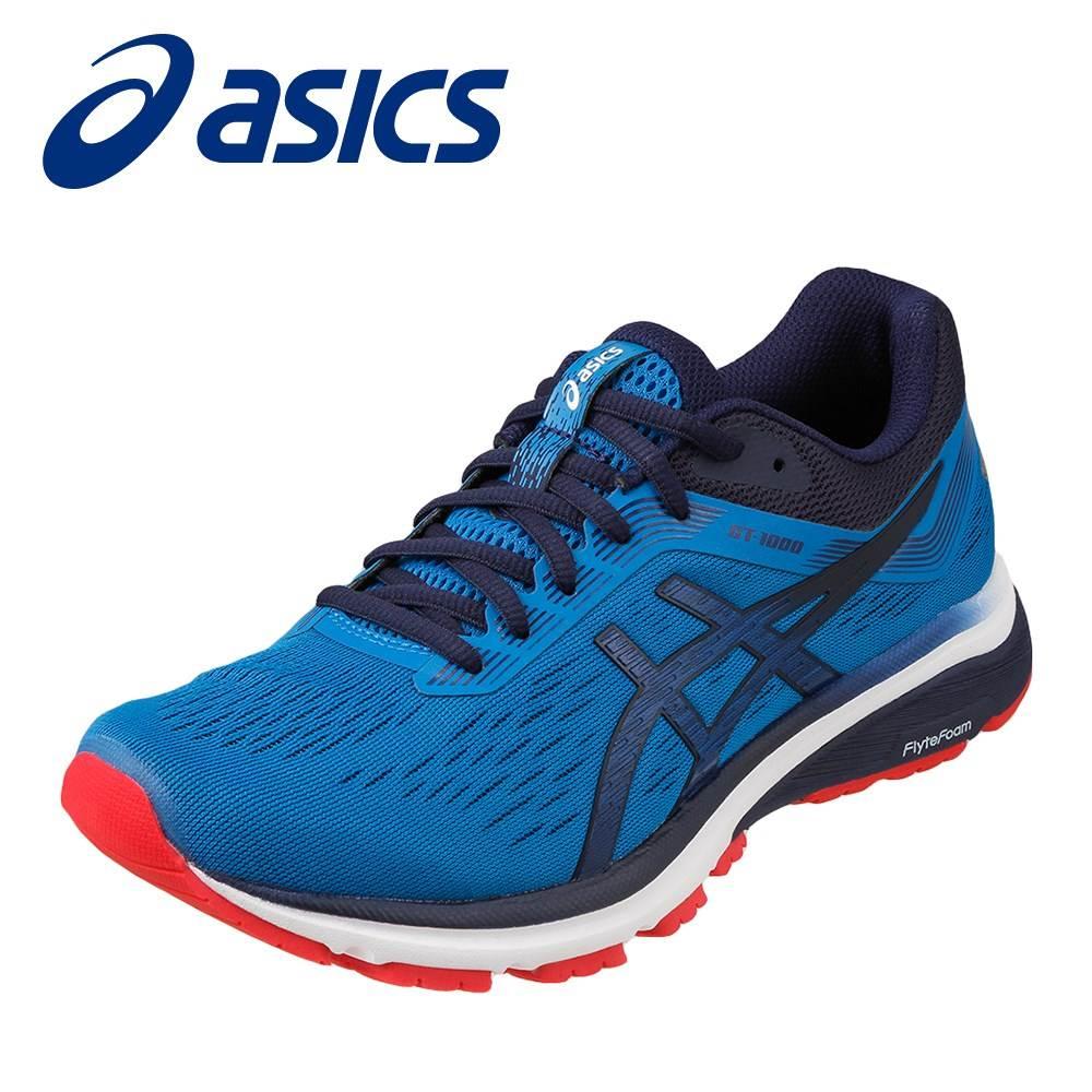 アシックス asics スニーカー 1011A042.400 M メンズ靴 靴 シューズ 2E相当 ローカットスニーカー 軽量 クッション性 トレーニング スポーツ ジム フィットネス 大きいサイズ対応 28.0cm 29.0cm 30.0cm ブルー SP
