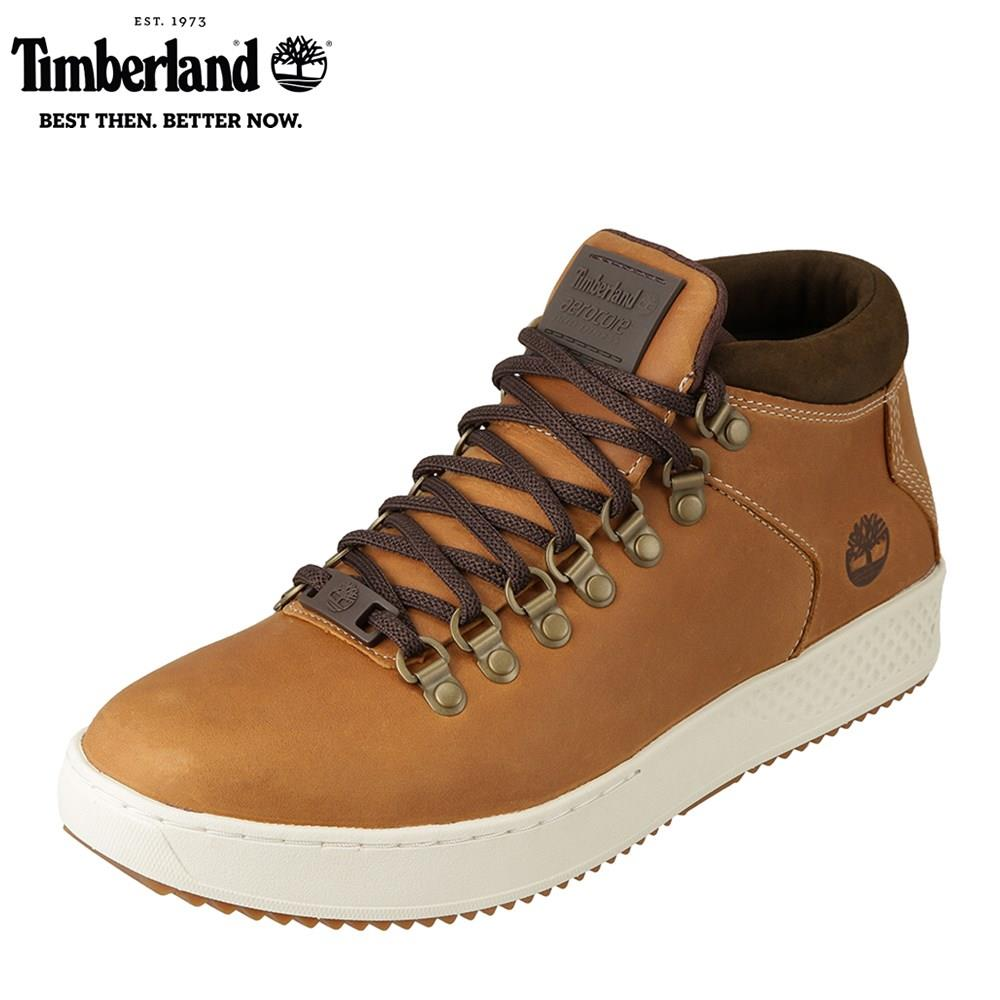 ティンバーランド Timberland スニーカー TIMB A1S6B メンズ靴 靴 シューズ 3E相当 カジュアルスニーカー City Roam コートタイプ アメカジ クッション性 通気性 カジュアル 大きいサイズ対応 イエロー SP