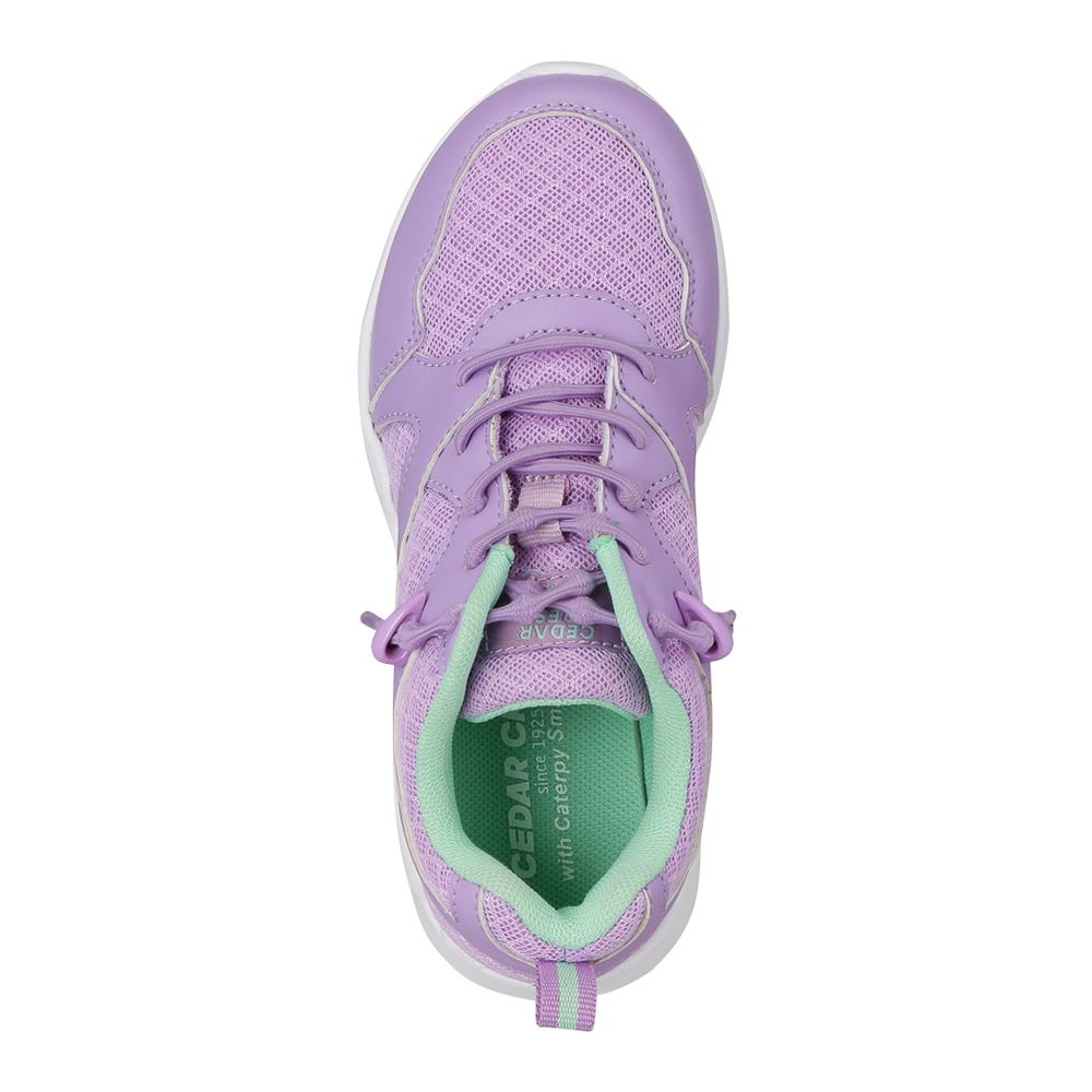 9abf9098f3e8d CEDARCRESTセダークレストCC-3074キッズ・ジュニア子ども女の子ローカットスニーカーキャタピースマート靴
