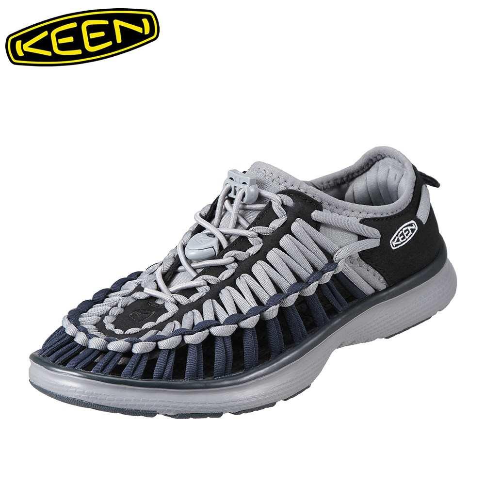 キーン KEEN サンダル 1019947 レディース靴 靴 シューズ 2E相当 レディース サンダル 軽量設計 UNEEK O2 人気ブランド グレー SP
