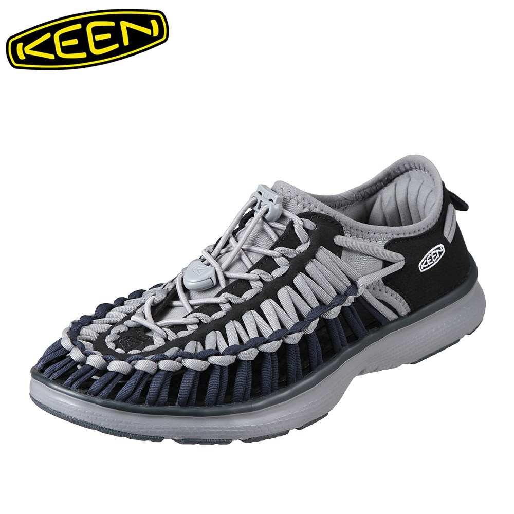 キーン KEEN サンダル 1019943 メンズ靴 靴 シューズ 2E相当 メンズ サンダル 軽量設計 UNEEK O2 大きいサイズ対応 グレー SP