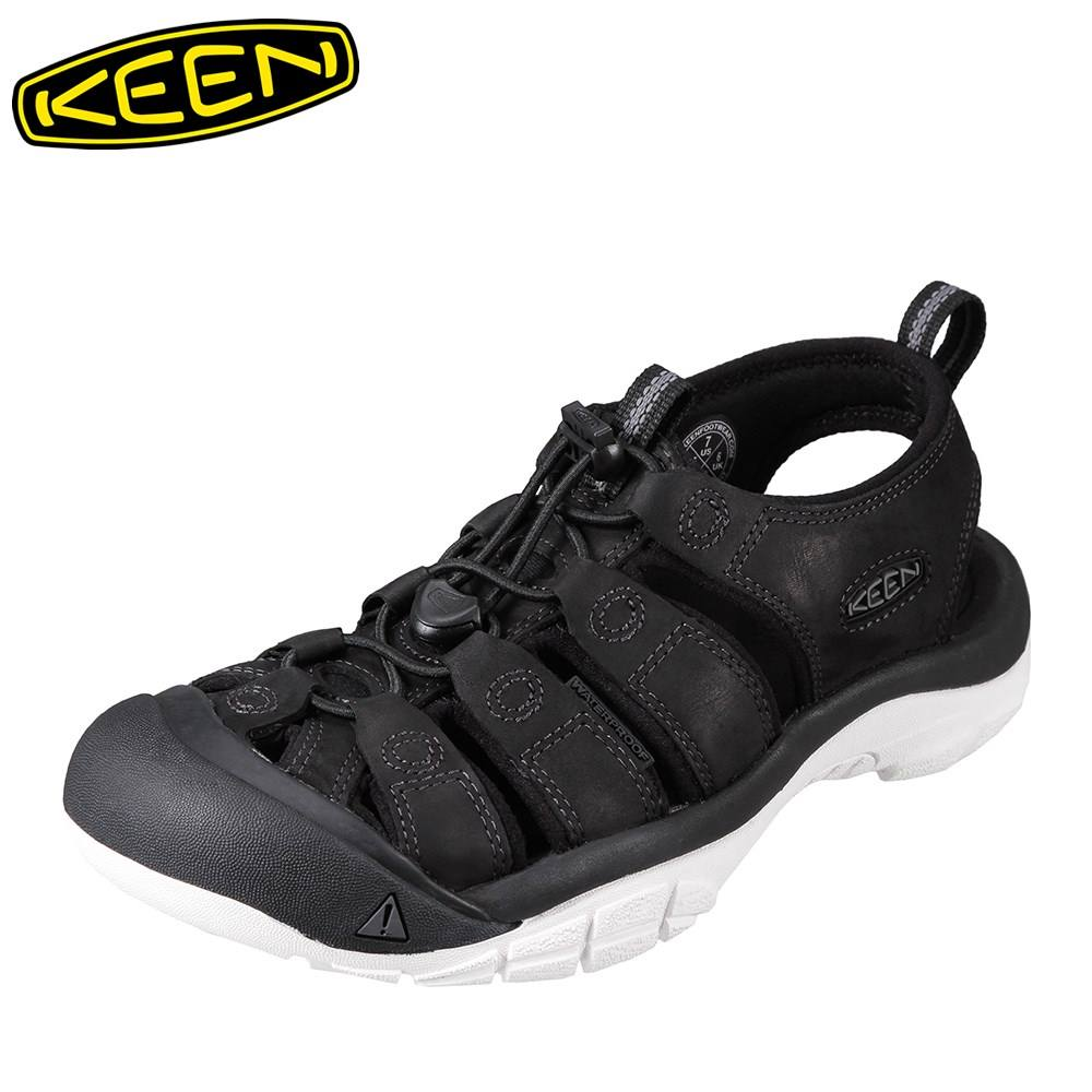 キーン KEEN メンズ サンダル 1016865 NEWPORT ATV ニューポート スポーツサンダル メンズ靴 靴 シューズ スポサン 軽量 アウトドア キャンプ レジャー フェス ウォーターシューズ ブランド 人気 大きいサイズ対応 ブラック SP