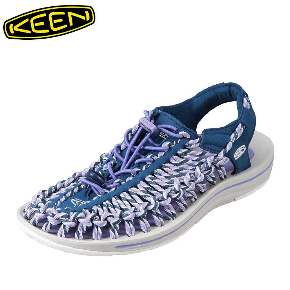 キーン KEEN サンダル 1014631 レディース靴 靴 シューズ 2E相当 レディース サンダル 軽量設計 UNEEK 人気ブランド ブルー SP