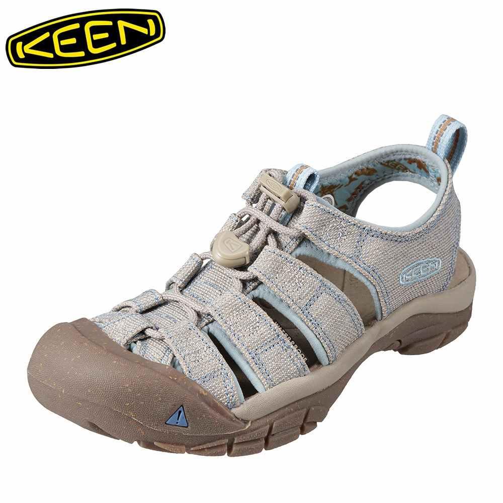 キーン KEEN レディース サンダル 1018827 NEWPORT RETRO ニューポート スポーツサンダル レディース靴 靴 シューズ スポサン 軽量 アウトドア キャンプ レジャー フェス ウォーターシューズ ブランド 人気 ベージュ SP