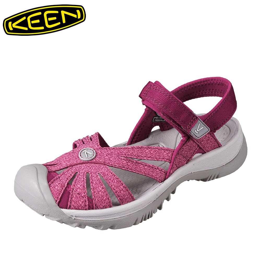キーン KEEN サンダル 1018502 レディース靴 靴 シューズ 2E相当 レディース サンダル 軽量設計 Rose City 大きいサイズ対応 パープル SP