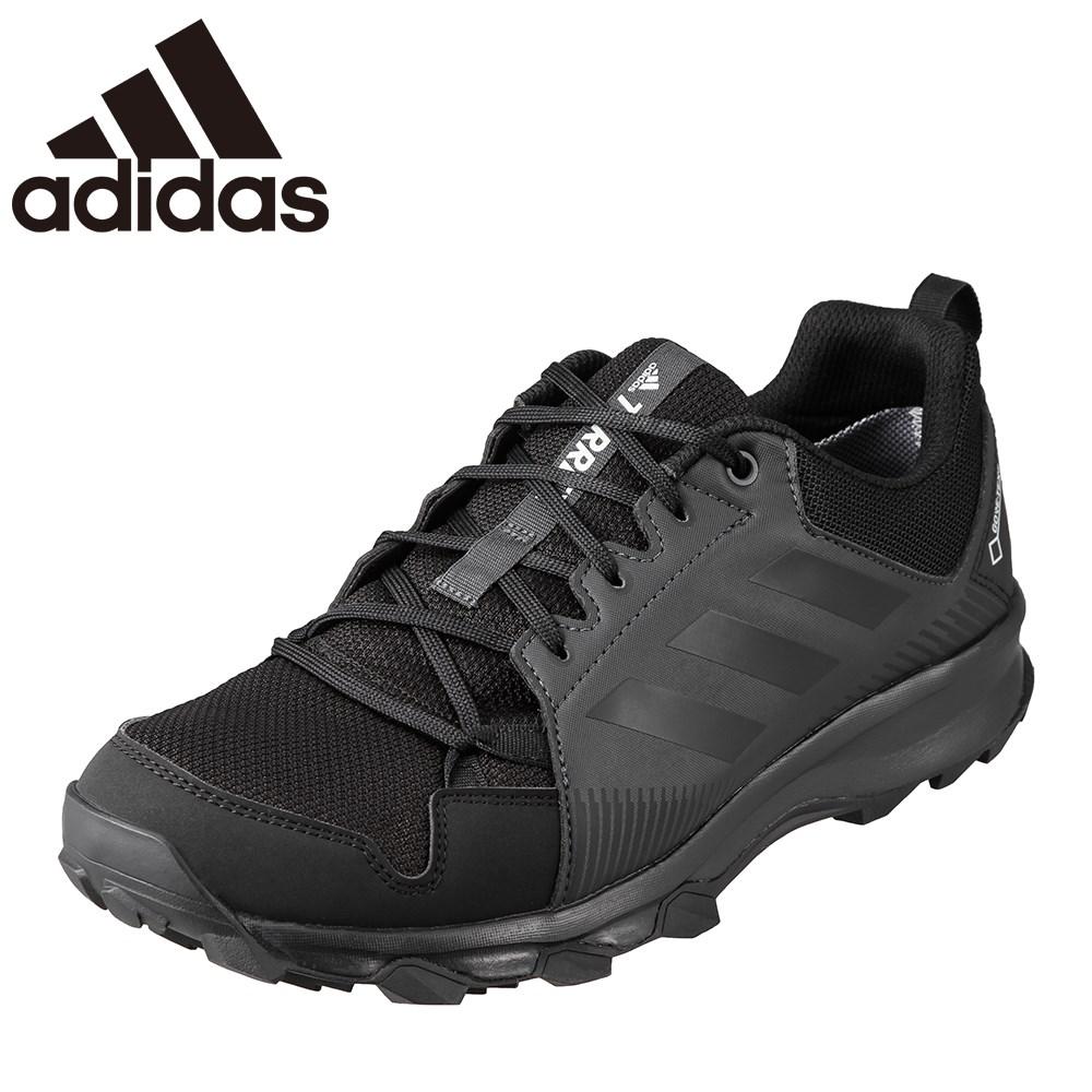 アディダス adidas スニーカー CM7593 メンズ靴 靴 シューズ アウトドアシューズ ゴアテックス TERREX TRACEROCKER GTX 大きいサイズ対応 ブラック SP