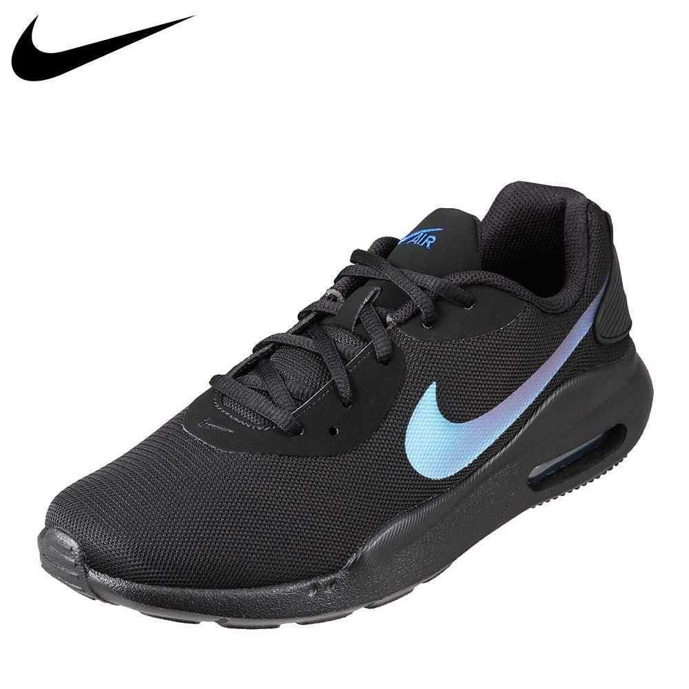 Nike Air Max Oketo Black Racer Blue AQ2235 001
