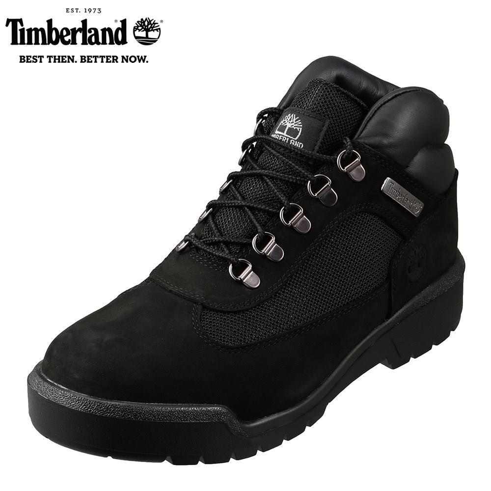 ティンバーランド Timberland TIMB A1A12 メンズ靴 ブーツ 防水 アウトドアシューズ 定番モデル 人気モデル ブラック SP