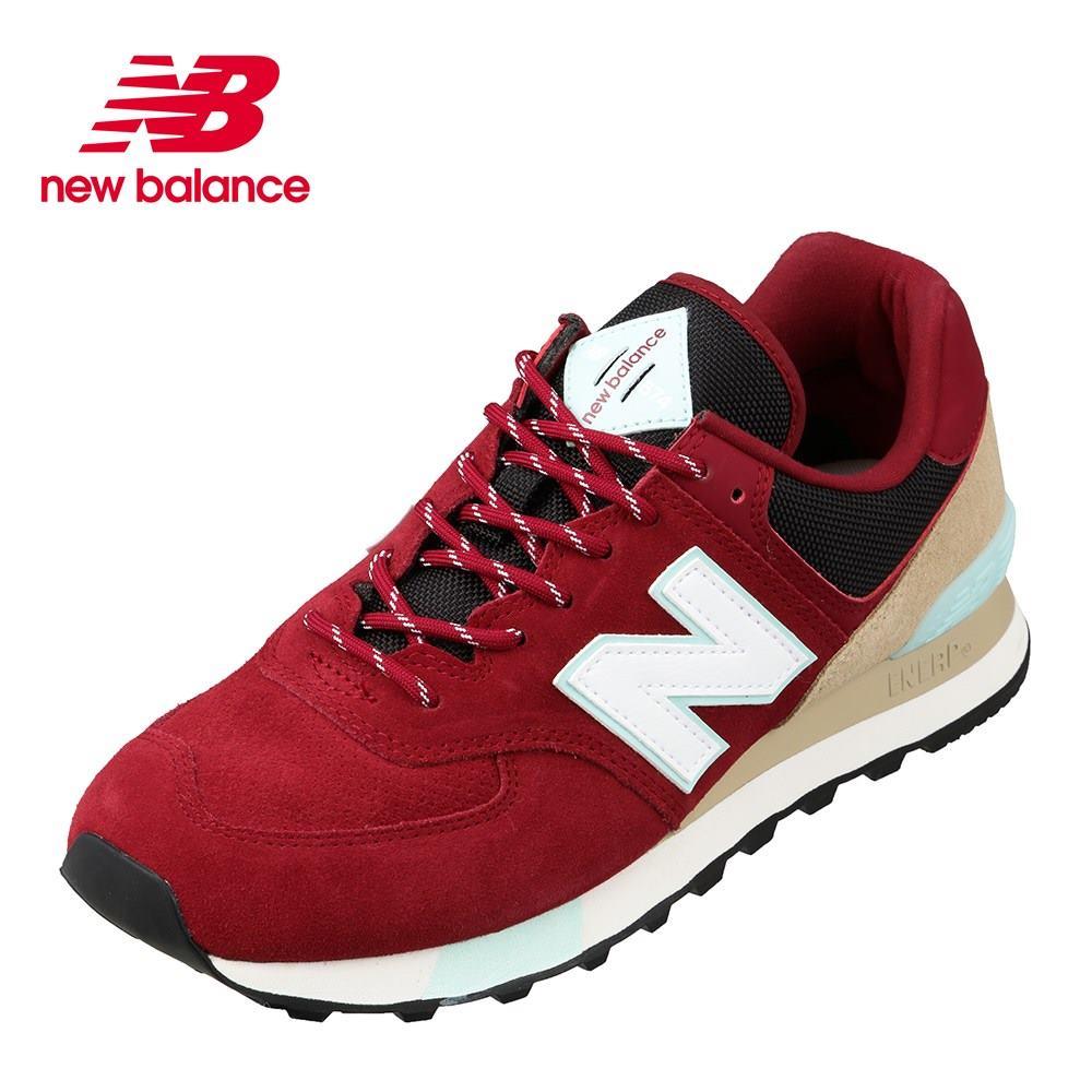ニューバランス new balance ML574JHQD メンズ靴 D スニーカー クラシック クラシカル 574シリーズ 大きいサイズ対応 HQ SP
