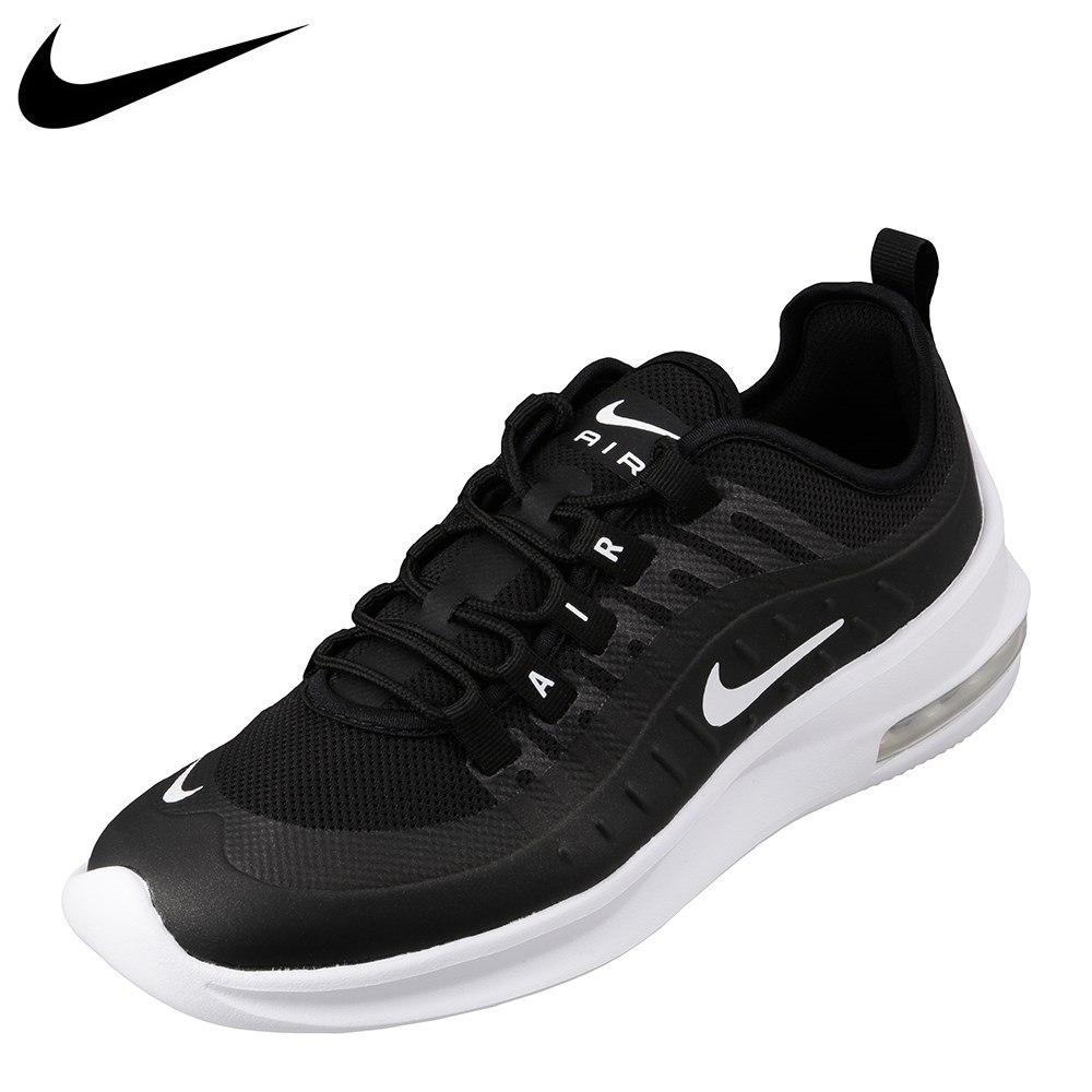 ナイキ NIKE AA2146-003 メンズ靴 2E相当 スニーカー マックスエアー ユニット エア マックス アクシス ブラック×ホワイト SP