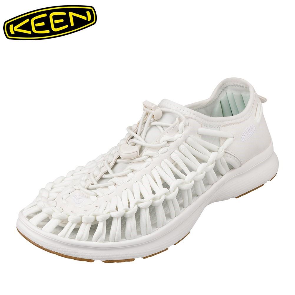 キーン KEEN 1017054 メンズ靴 靴 シューズ 2E相当 スニーカー スニーカー スニーカー 軽量 軽い UNEEK O2 ユニーク オーツー 小さいサイズ対応 大きいサイズ対応 ホワイト SP ed5
