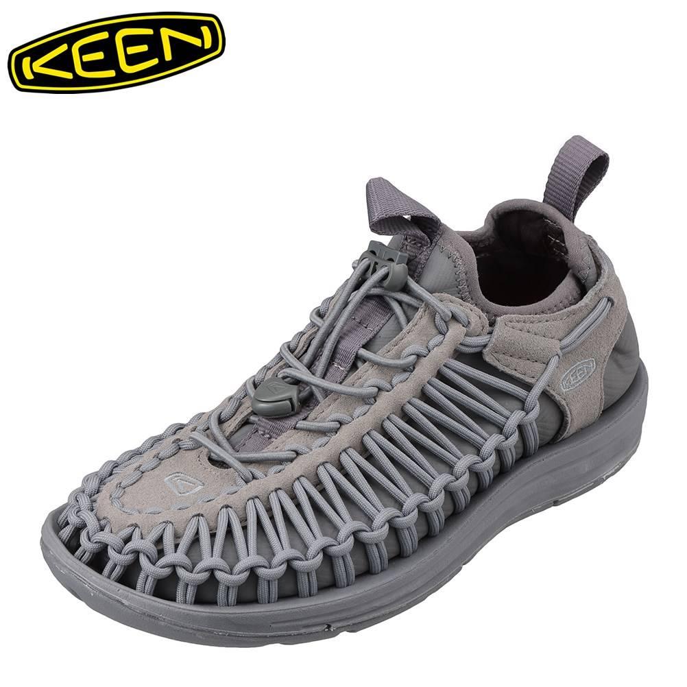 キーン KEEN 1019955 レディース靴 靴 シューズ 2E相当 スニーカー ブーティ UNEEK HT 大きいサイズ対応 グレー SP