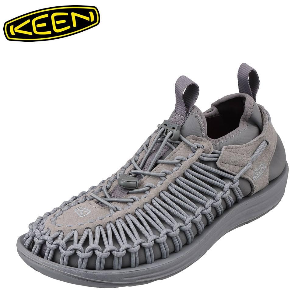 キーン KEEN 1019952 メンズ靴 靴 シューズ 2E相当 スニーカー ブーティ UNEEK HT 小さいサイズ対応 大きいサイズ対応 グレー SP