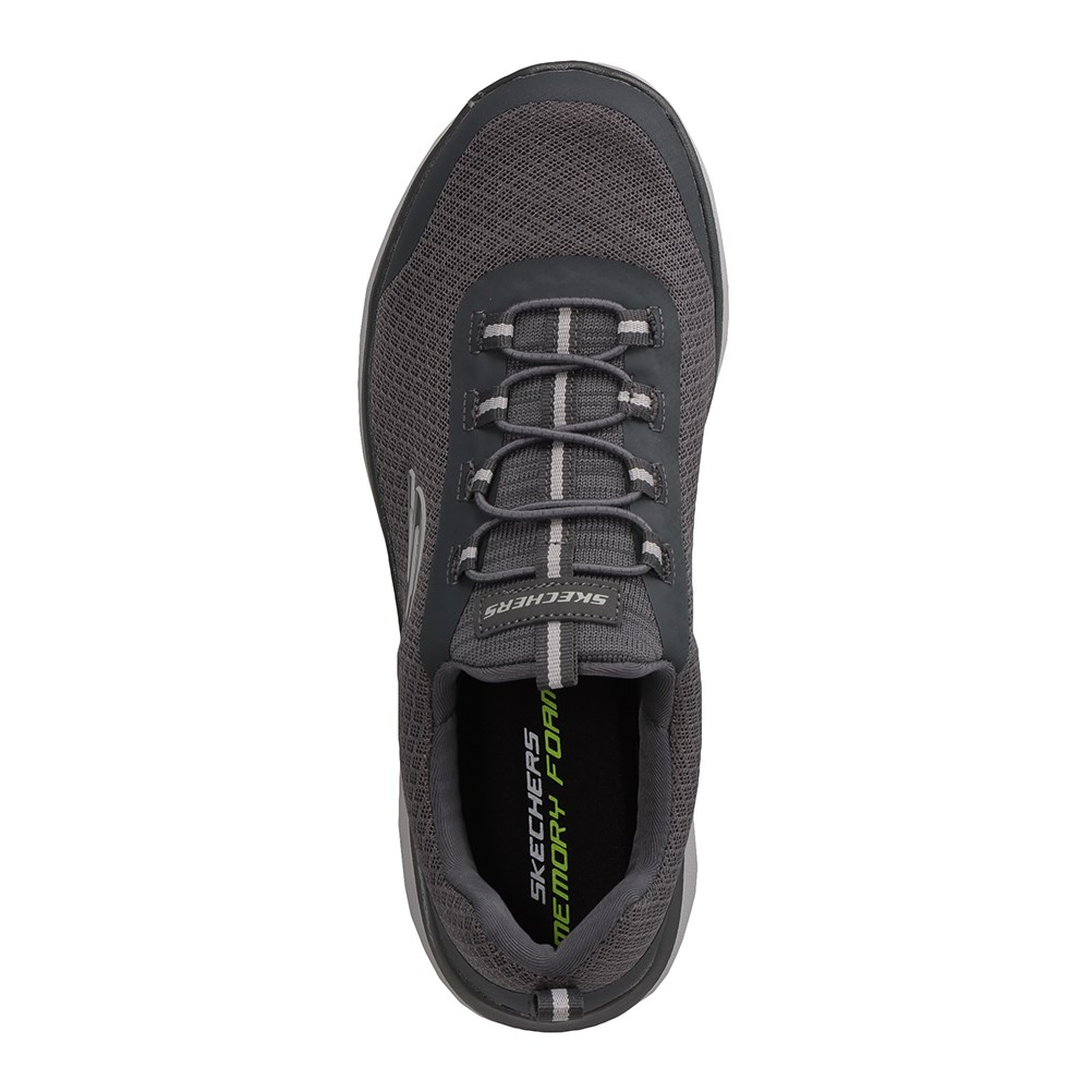 スケッチャーズ SKECHERS 232060 メンズ靴 靴 シューズ スポーツシューズ スリッポン Summits 小さいサイズ対応 大きいサイズ対応 CHAR SPYe2I9WEDHb