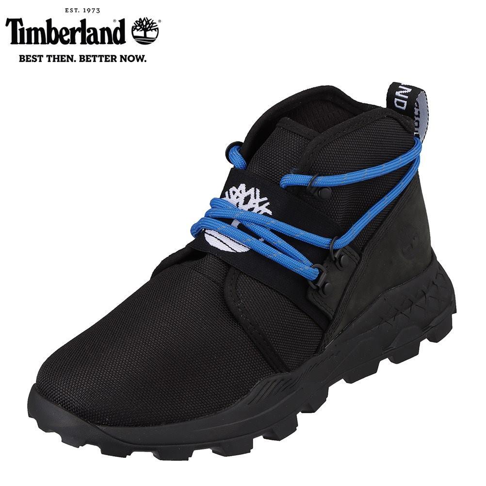 ティンバーランド Timberland TIMB A2BU2 メンズ靴 靴 シューズ スニーカー キャンバス 人気 ブランド 大きいサイズ対応 ブラック SP