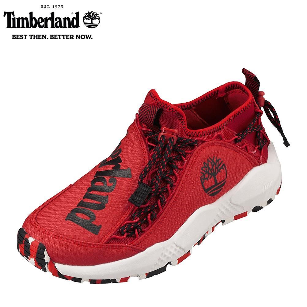 ティンバーランド Timberland TIMB A1UWE メンズ靴 靴 シューズ スニーカー スリッポン 左右非対称 大きいサイズ対応 レッド SP