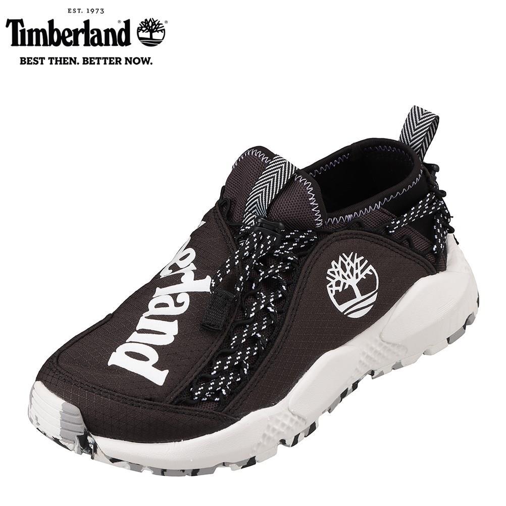 ティンバーランド Timberland TIMB A1YVB メンズ靴 靴 シューズ スニーカー スリッポン 左右非対称 大きいサイズ対応 ブラック SP