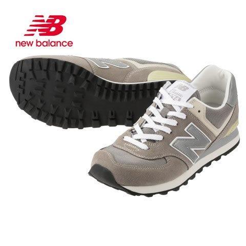 [ニューバランス] new balance ML574VGD メンズ | メンズスニーカー | カジュアルスニーカー ヴィンテージシリーズ | シンプル 定番 | 大きいサイズ対応 小さいサイズ対応 | グレー SP