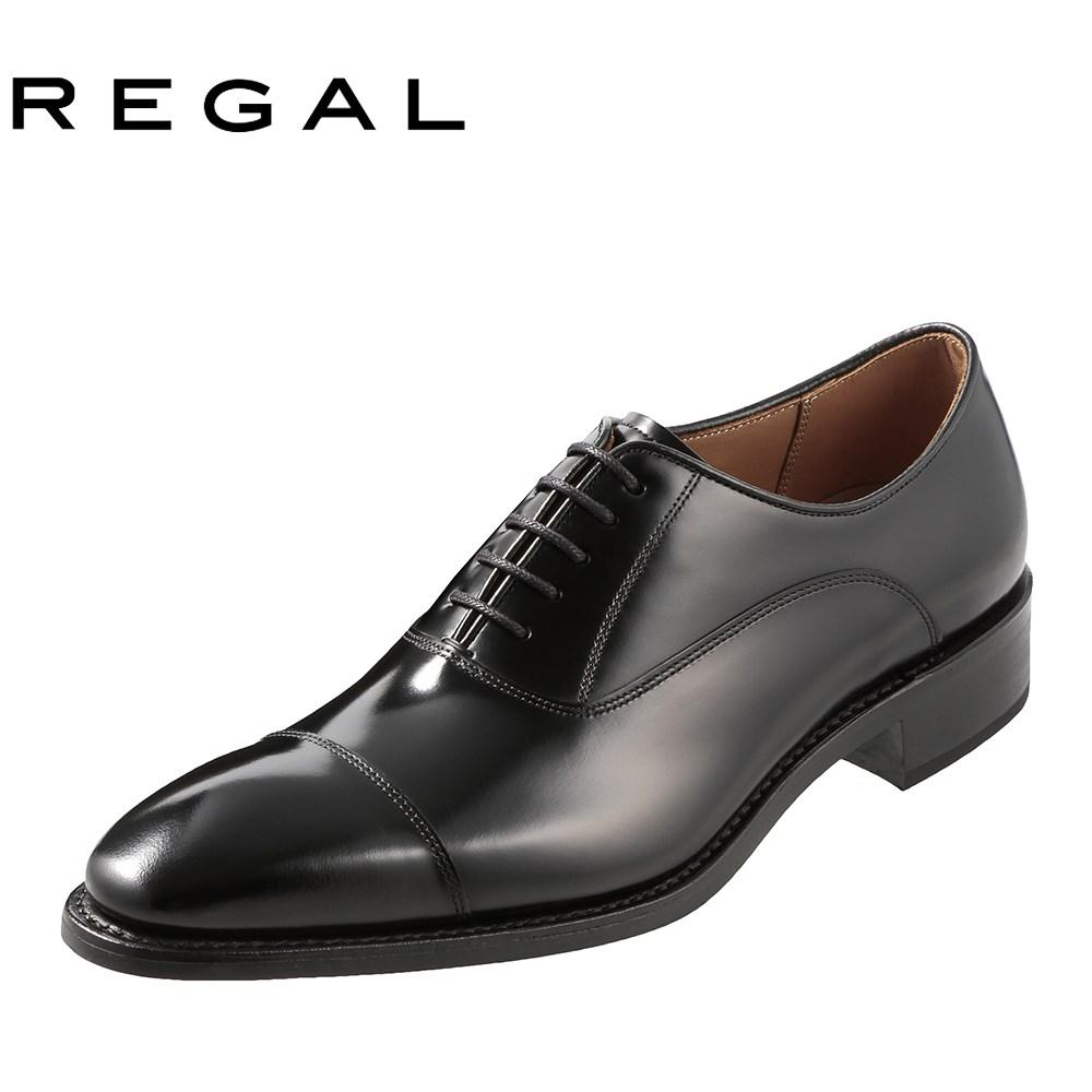 [リーガル] REGAL REGAL ストレートチップ 315R メンズ | トラッドシューズ | 本革 国産 | フォーマル ドレスシューズ | ブランド 人気 | ブラック SP