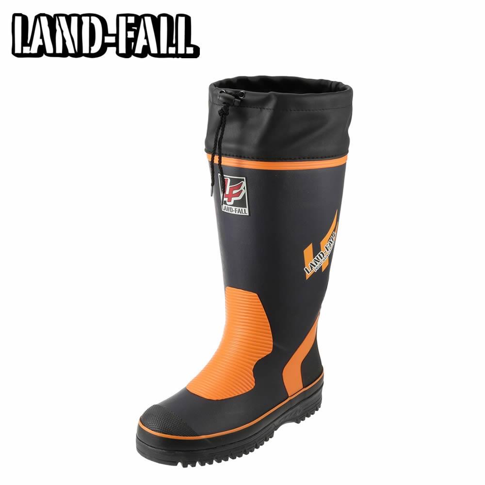 [ランドフォール] landfall LMR-1176DWNS メンズ | レインシューズ | スノーシューズ 長靴 | 軽量 防滑 | 大きいサイズ対応 28.0cm 28.5cm | ネイビー SP