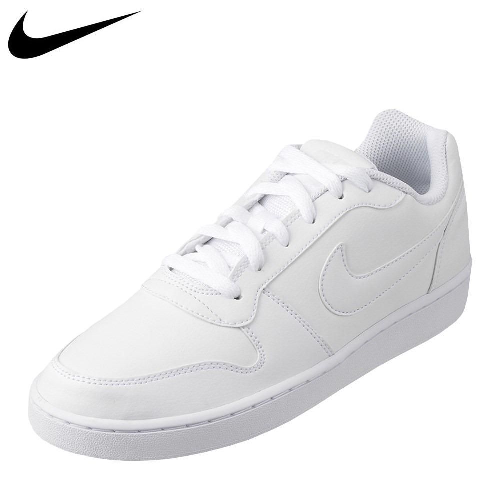 ナイキ NIKE スニーカー AQ1776-100 メンズ靴 靴 シューズ 2E相当 ローカットスニーカー 白 エバノン LOW SL バッシュ レトロ おしゃれ 大きいサイズ対応 28.0cm ホワイト×ホワイト TSRC