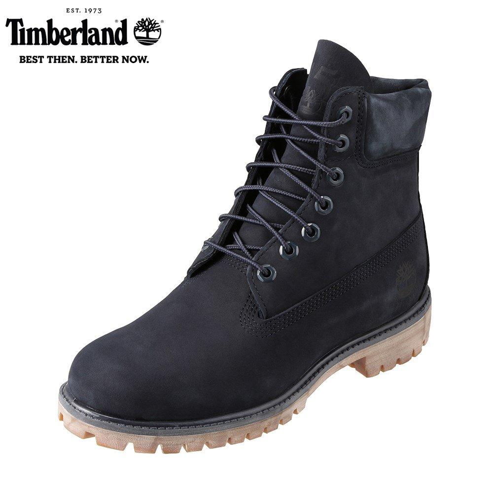 ティンバーランド Timberland ワーク TIMB A1TSZ メンズ靴 靴 シューズ 3E相当 アウトドアブーツ ショートブーツ 防水 6inch Premium 45周年モデル 人気 ブランド アメカジ 大きいサイズ対応 28.0cm ネイビー TSRC