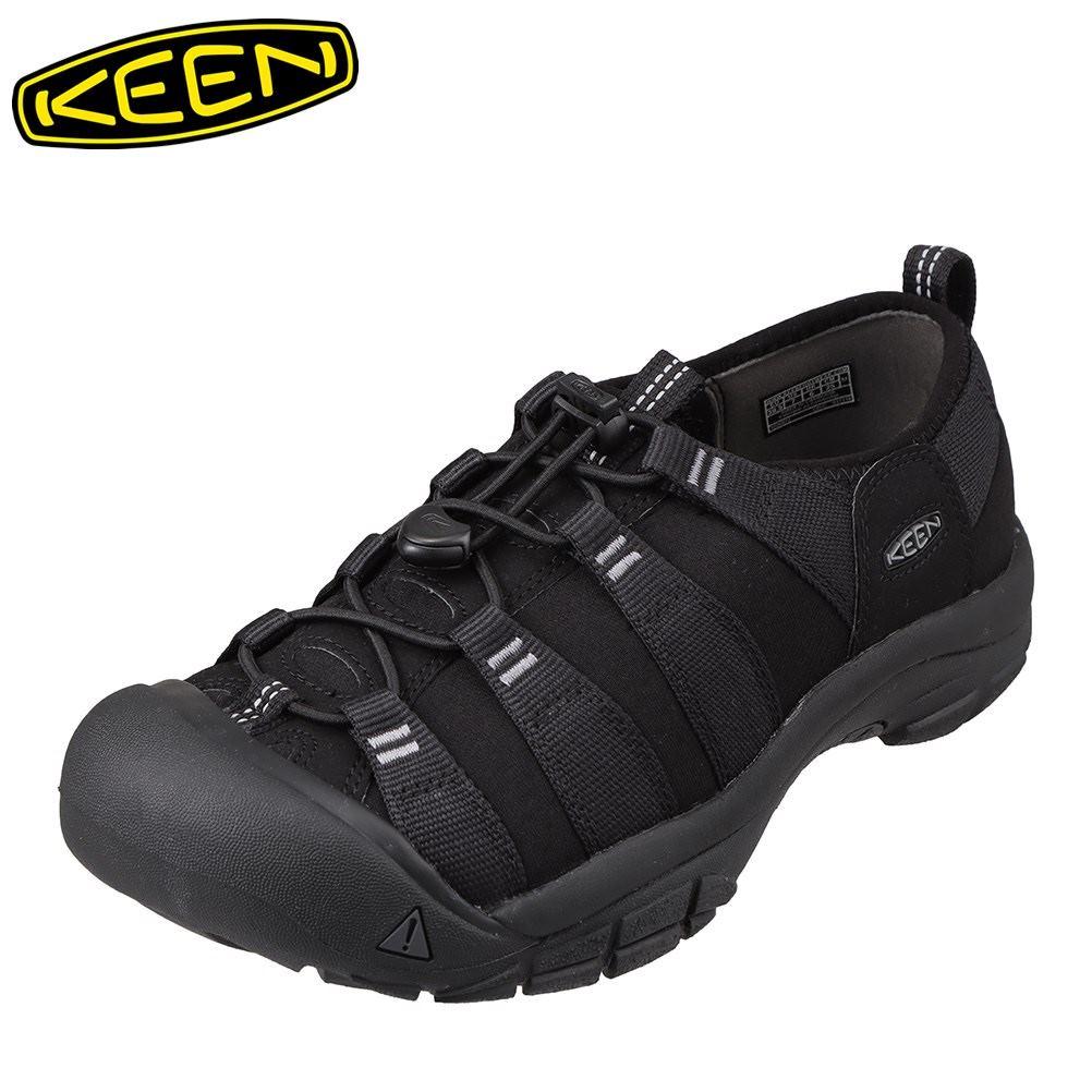キーン KEEN 1020872 メンズ靴 靴 シューズ 2E相当 スニーカー ブーティ NEWPORT H2 小さいサイズ対応 大きいサイズ対応 ブラック TSRC
