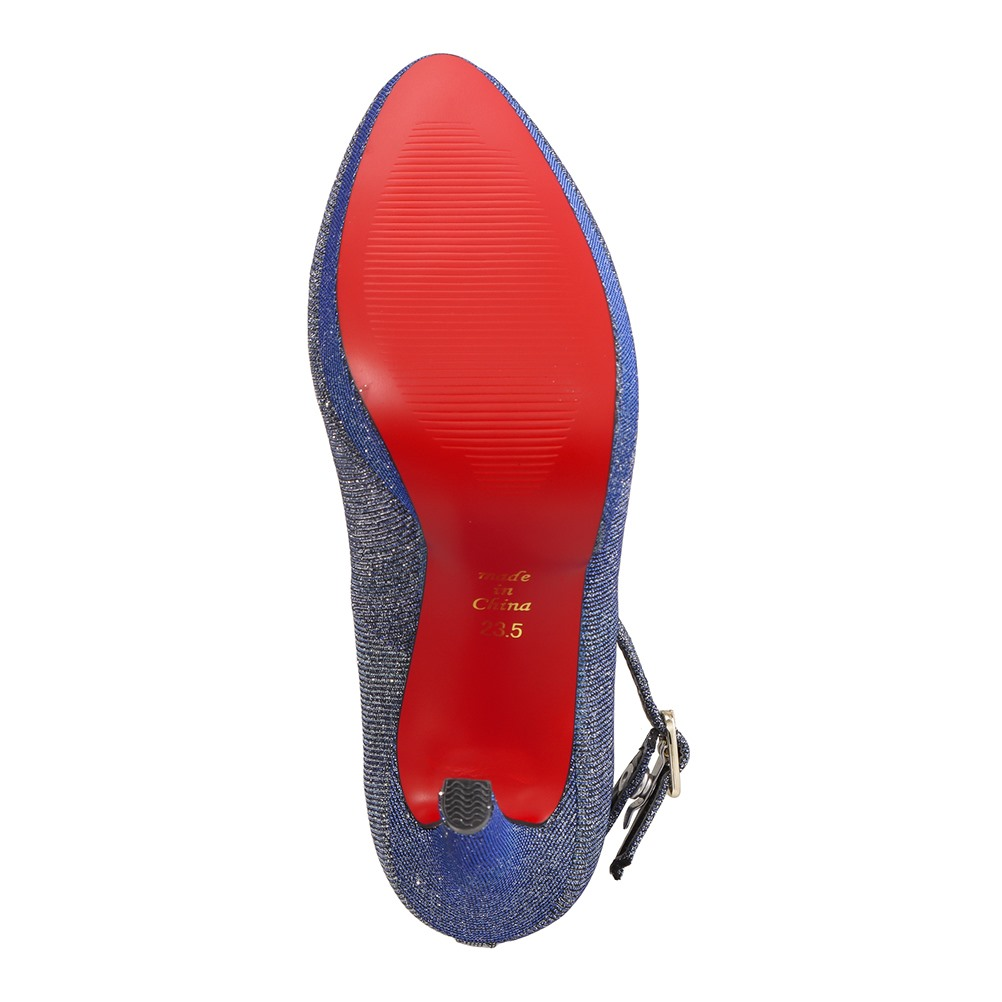 デュラス DURAS DR7700 レディース靴 靴 シューズ 2E相当 パンプス アーモンドトゥ ラメ キラキラ ハイヒール4jLAR35q