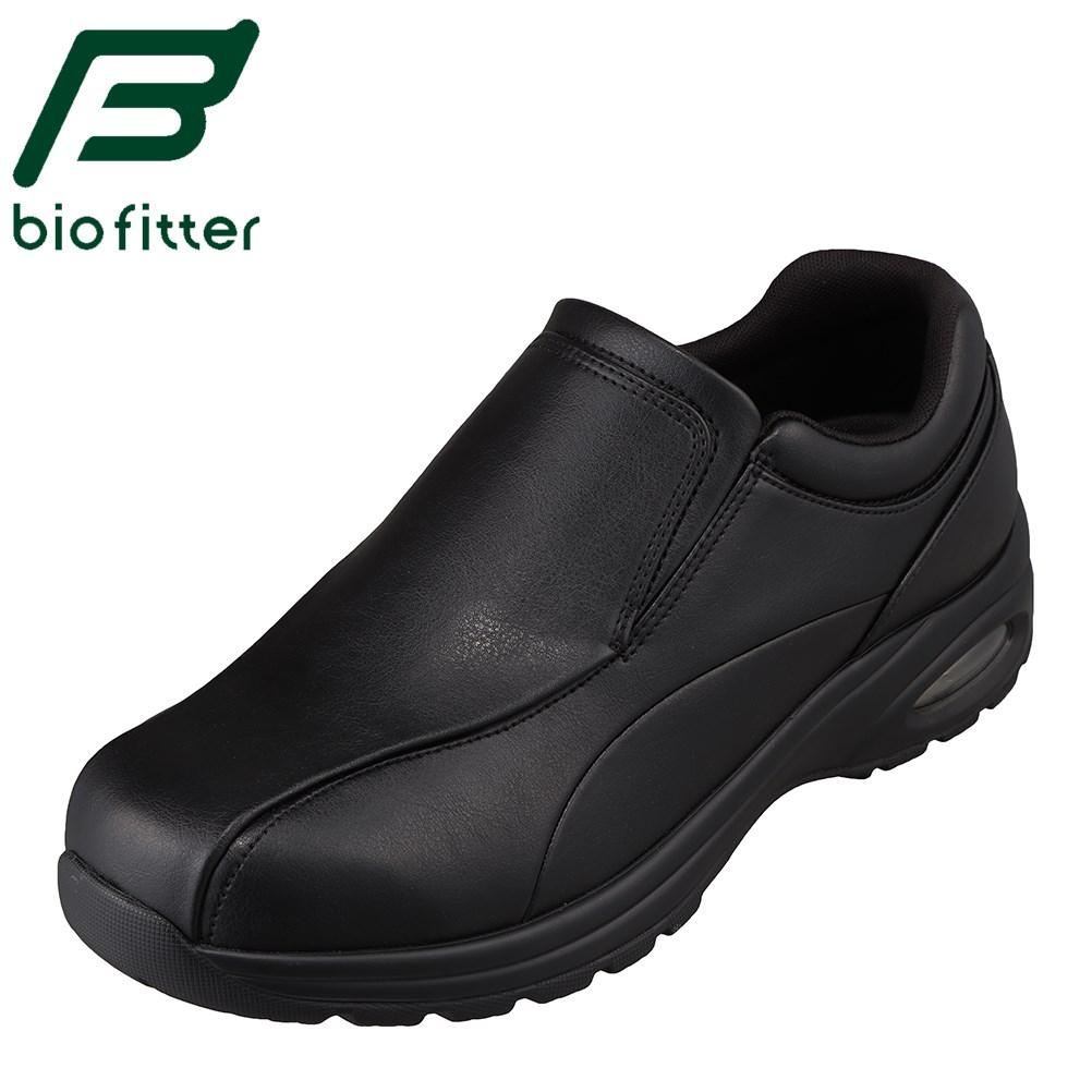 3000円以上送料無料 商舗 4000アイテム以上取扱 全国に570店舗以上を展開する チヨダ 市場 グループ の 東京靴流通センター バイオフィッター ベーシックフォーメン Bio Fitter BF-5302 メンズ靴 クッション性 雨の日 TSRC ブラック 防水 靴 カジュアルシューズ 4E相当 大きいサイズ対応 エアー シューズ 小さいサイズ対応