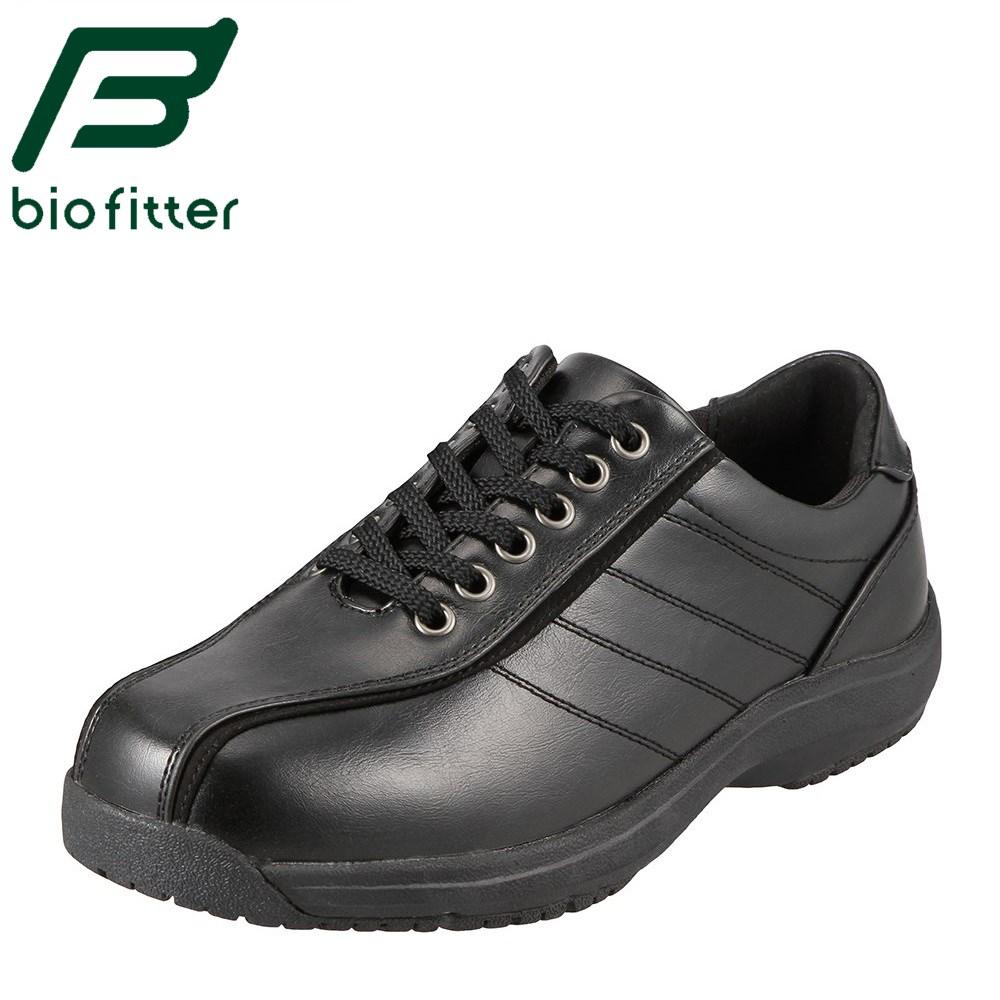 [バイオフィッター スタイリッシュフォーメン] Bio Fitter BF-3901 メンズ | メンズウォーキングシューズ | ブラック TSRC