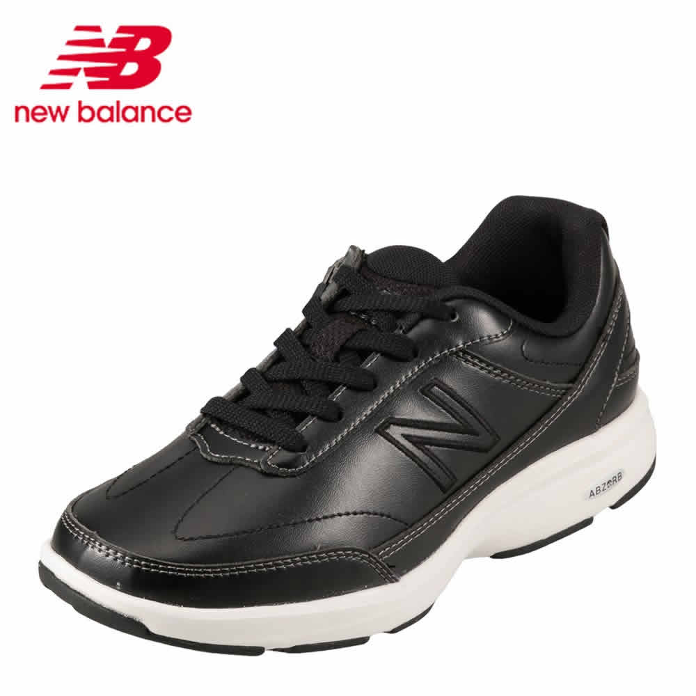 ニューバランス (BK4) 【NEW BALANCE】 18SS BLACK MW685BK4 (4E)