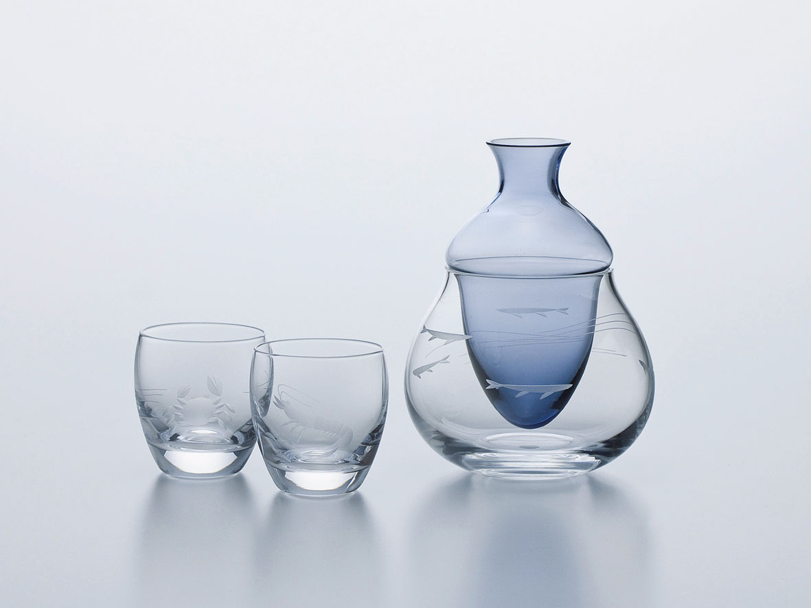 tsg | Rakuten Global Market: Oriental Sasaki glass wine glass ...