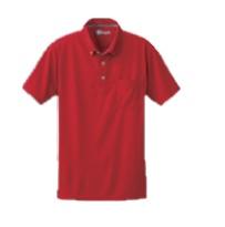 無地 買物 ポロシャツ ボタンダウン ポケット付き 4Lサイズ 半袖ボタンダウンポロシャツ SOWA 日本 503914Lサイズ 3 980円以上で送料無料