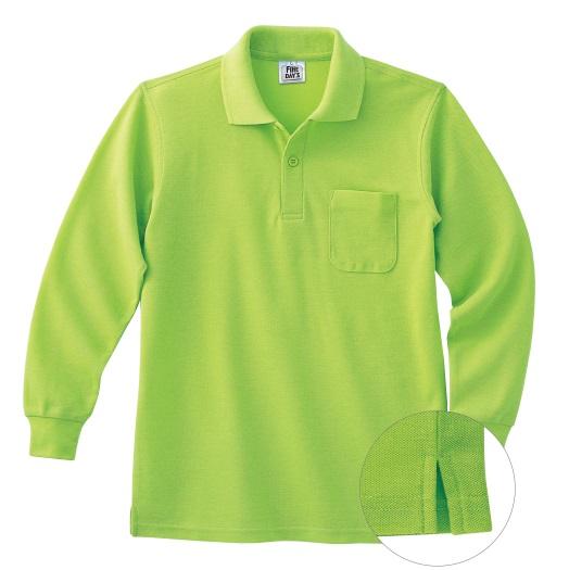 ポロシャツ ロングスリーブ カジュアル 胸ポケット付き 3 980円以上で送料無料 C長袖ポロシャツ project VP-902 祝日 激安通販販売 T エムズプロジェクト M's