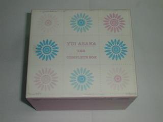 (CD-BOX)YUI ASAKA THE COMPLETE BOX 限定版【中古】