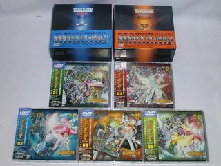 (DVD)勇者王ガオガイガーFINAL 01(初回限定版)+FINAL VOL.05 「復活の白き方船」〈初回限定BOX仕様〉 5巻セット【中古】