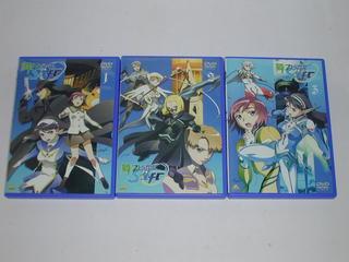 (DVD)舞-乙HiME 0~S.ifr~(マイオトメシフル) 全3巻セット【中古】