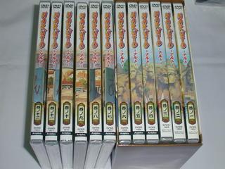 (DVD)NARUTO ーナルトー 巻の一~巻の十二 全12巻セット 初回生産未開封