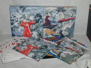 (LD)ウルトラセブン メモリアルボックス1&2 全2BOXセット