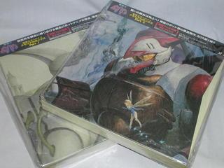 (LD:レーザーディスク)聖戦士ダンバイン メモリアルボックスPART1・2セット [初回限定版]【中古】