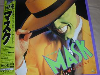 LD:レーザーディスク ジム キャリー マスク 大規模セール 代引き不可 中古