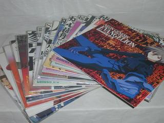 (LD)新世紀エヴァンゲリオン 全14巻+非売品X