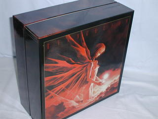(LD:光碟)新世紀福音戰士劇場版的BOX(完全的初次限定版)