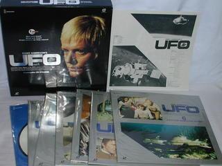 (LD)謎の円盤UFO ITCメモリアルBOX PART1