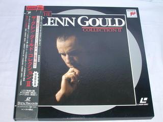 (LD:レーザーディスク)ザ・グレン・グールド・コレクション2(完全限定版)BOX【中古】