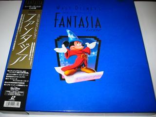 (LD)ファンタジア スペシャル・コレクションBOX