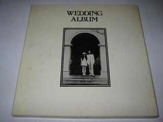 (LP)レノン&ヨーコ ウエディングアルバム LP-BOX