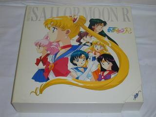 (LD:レーザーディスク)美少女戦士セーラームーンR 全11巻(BOX付き)【中古】